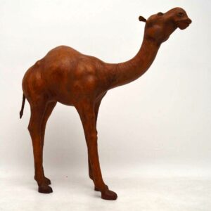Antique Leather Camel from Liberty of London