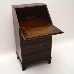 Antique Mahogany Writing Bureau