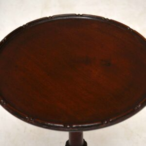 Antique Mahogany Wine Table by Waring & Gillow
