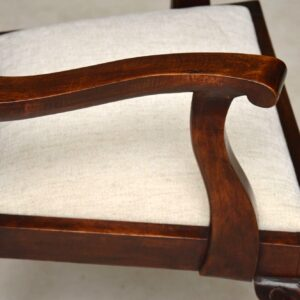 Set of 12 Antique Mahogany Chippendale Dining Chairs