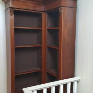 Bespoke Corner Cabinet