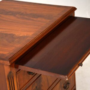 Antique Mahogany Bachelors Chest of Drawers