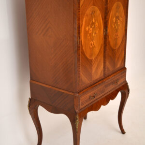 Antique French Style Drinks Cabinet