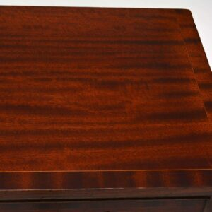 Antique Georgian Style Mahogany Chest of Drawers