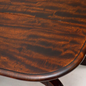 Antique Regency Cuban Mahogany Pembroke Table