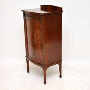 Antique Edwardian Mahogany Cabinet