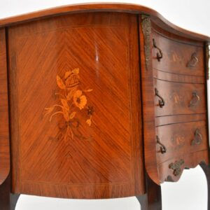 Antique French Inlaid Marquetry Chest of Drawers