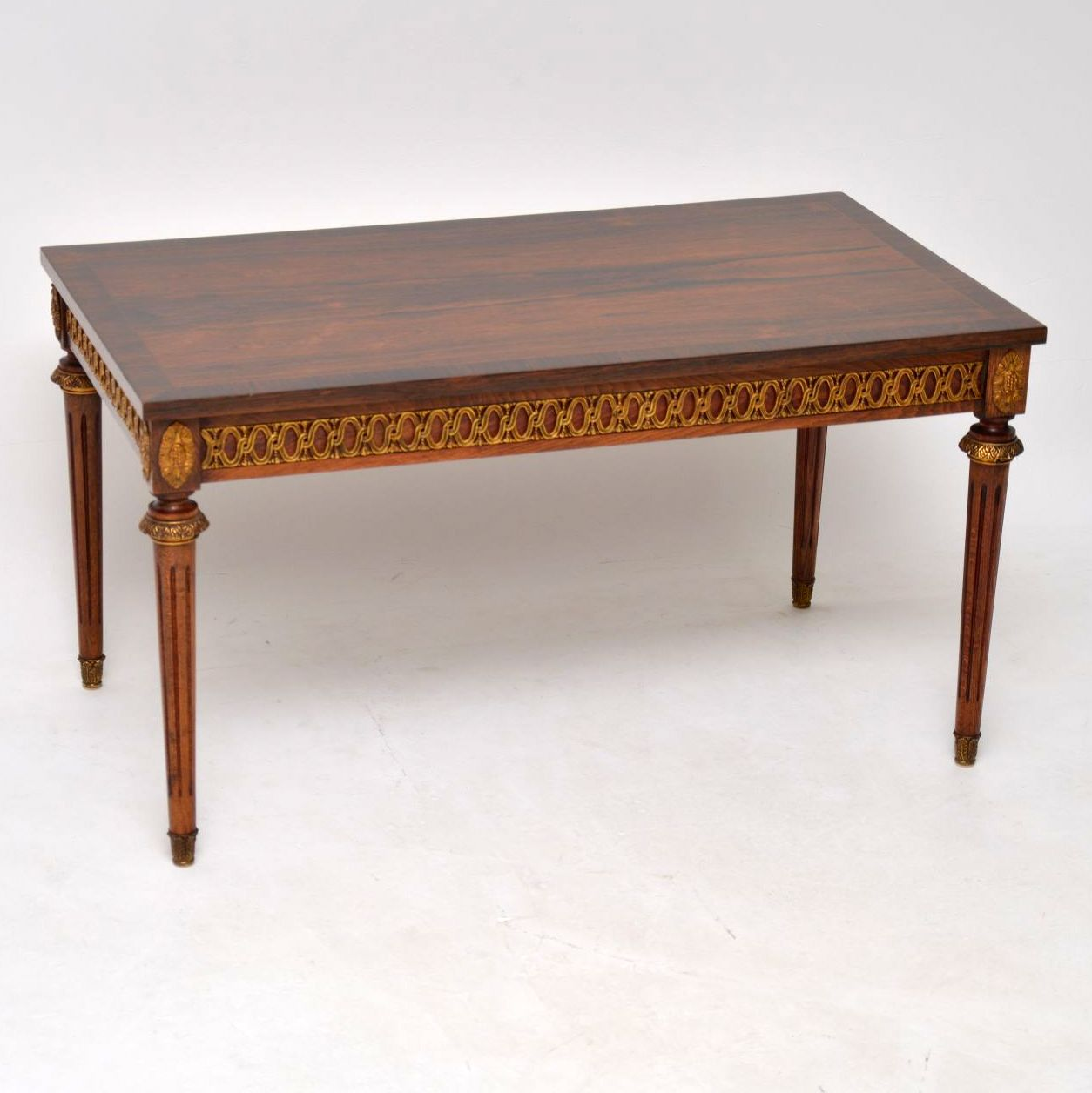 Antique French Coffee Table