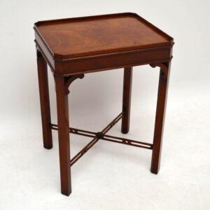 Antique Georgian Style Mahogany Table