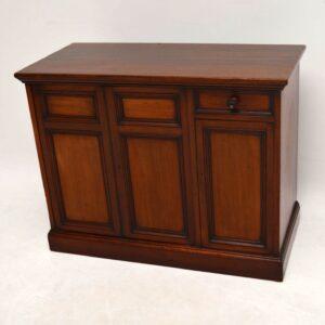 Antique Victorian Mahogany Cabinet / Sideboard