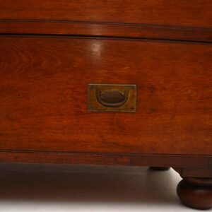 Antique Military Campaign Chest of Drawers