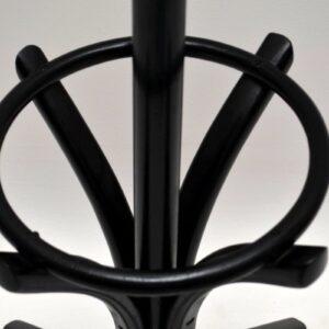 Antique Victorian Style Ebonized Bentwood Hatstand