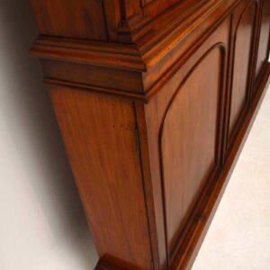 Large Antique Victorian Mahogany Bookcase