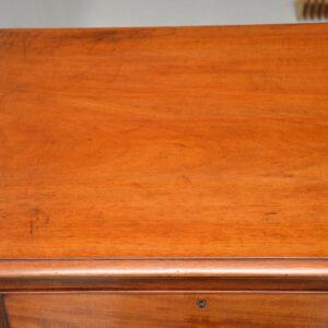 Large Antique William IV Mahogany Chest of Drawers