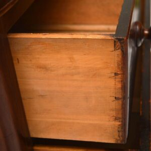 Antique Victorian Mahogany Medium Sized Chest of Drawers