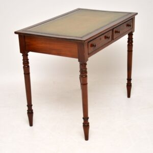 Antique Georgian Mahogany Writing Table