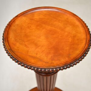 Antique Victorian Satinwood Jardiniere