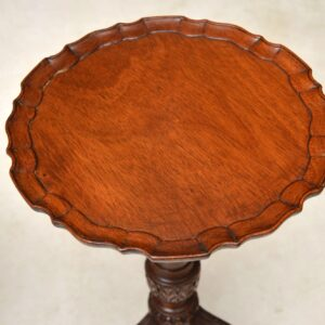 Pair of Antique Mahogany Wine Tables