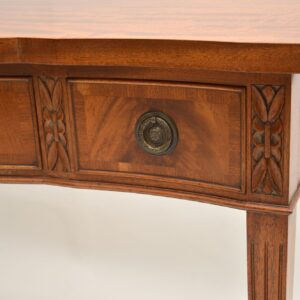 Antique Mahogany Server / Console Table