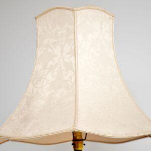 Antique Victorian Walnut Floor Lamp