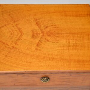 Antique Satinwood Chest of Drawers