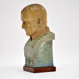 antique bust sculpture napoleon bonaparte