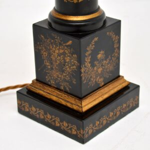 antique neo classical table lamp light desk lamp