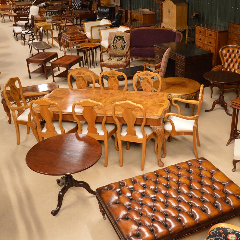Antique Furniture Hire London