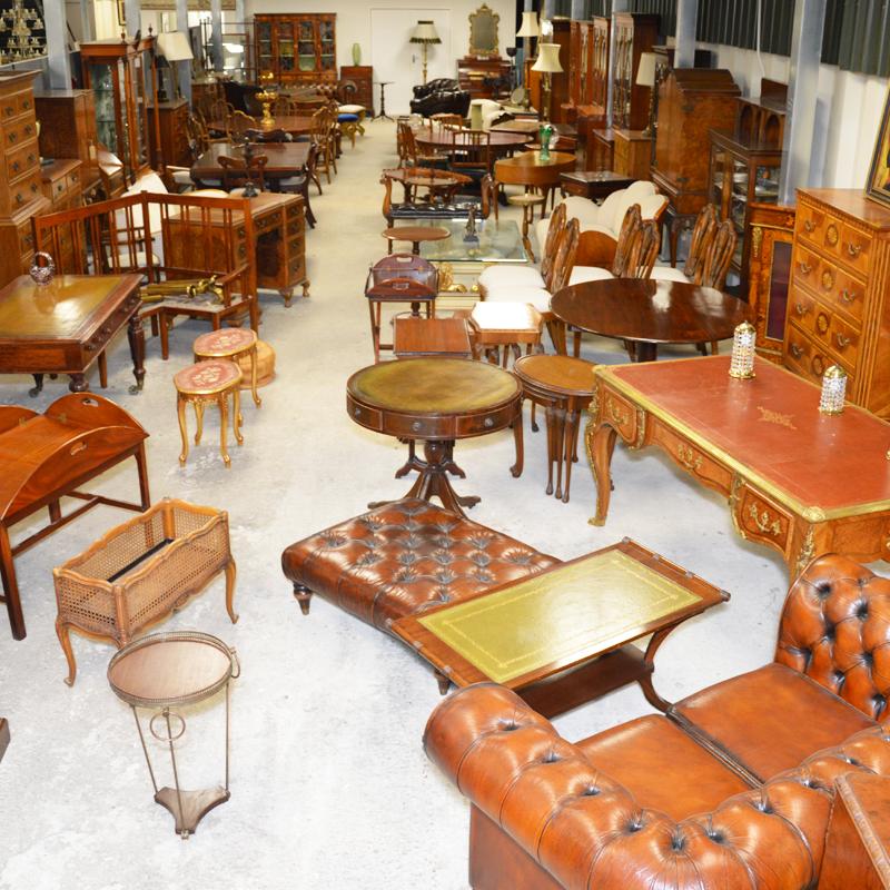 Antique Furniture Hire