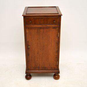 antique mahogany georgian cabinet