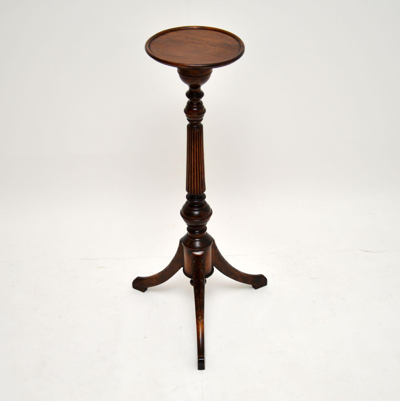 antique regency mahogany wine table